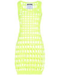 Moschino Vestito corto - Verde