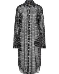 Vivienne Westwood Anglomania Vestito al ginocchio - Nero