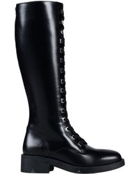 Guess Knee Boots - Black