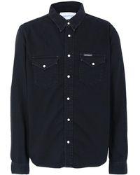 Calvin Klein Denim Shirt - Black
