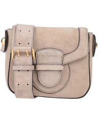 Coccinelle Cross-body Bag - Natural