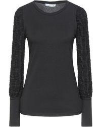 Caractere Camiseta - Negro