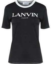 Lanvin T-shirt - Black