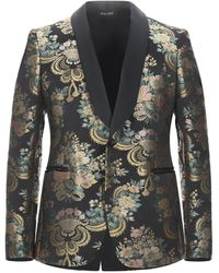 Brian Dales Suit Jacket - Black