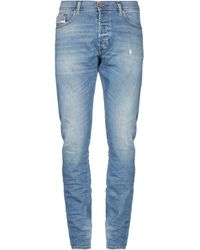 DIESEL Pantalones vaqueros - Azul