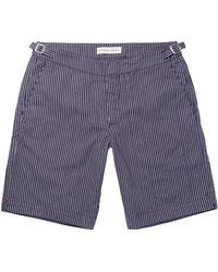 Orlebar Brown Pantaloni da mare - Blu