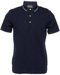Emporio Armani Polo Shirt - Blue