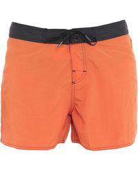 Osklen Pantaloni da mare - Arancione