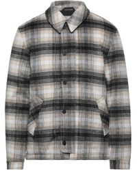 Ben Sherman Coat - Grey