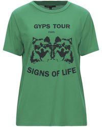 Maje T-shirt - Green