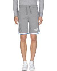 Russell Athletic Bermuda Shorts - Gray