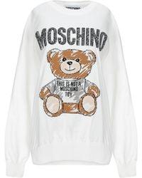 Moschino Sweater - White