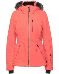 O'neill Sportswear Down Jacket - Red