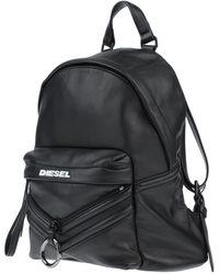 DIESEL Backpacks & Bum Bags - Black