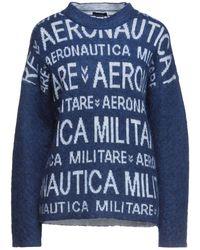 Aeronautica Militare Pullover - Bleu