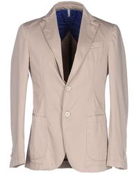 Domenico Tagliente Suit Jacket - Natural