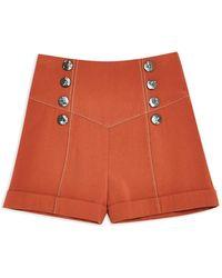 TOPSHOP - Shorts - Lyst