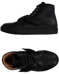 Carven High-tops & Sneakers - Black