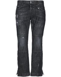 DSquared² Denim Pants - Black