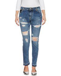 John Richmond Pantaloni jeans - Blu