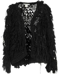 Rodarte Cardigan - Black