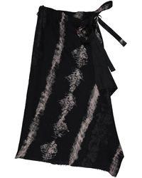 Masnada Jupe longue - Noir