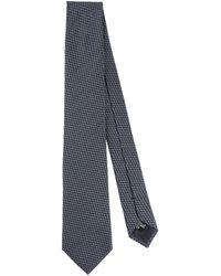 Emporio Armani Ties & Bow Ties - Grey