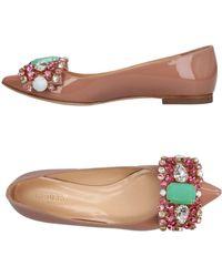 Gedebe Ballet Flats - Pink