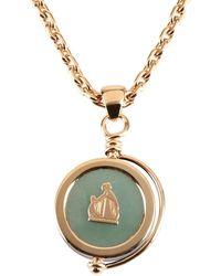 Lanvin Necklace - Metallic