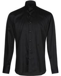 Tru Trussardi Shirt - Black