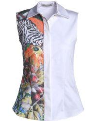 Mary Katrantzou Shirt - White