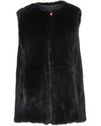 Save The Duck Teddy Coat - Black