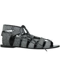 Collection Privée Sandales - Noir