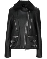 Ermanno Scervino Jacket - Black