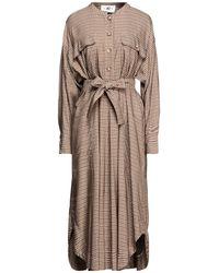Julia June Long Dress - Multicolour