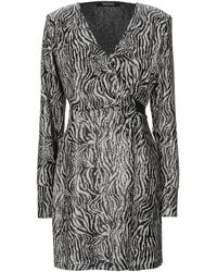 ANDAMANE Robe courte - Noir