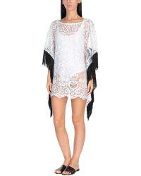 MIRIAM STELLA - Vestido de playa - Lyst