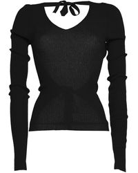 MM6 by Maison Martin Margiela - Pullover - Lyst