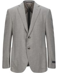 Pal Zileri Suit Jacket - Gray