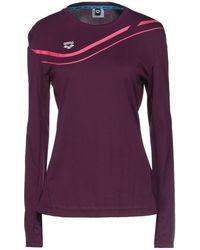 Arena T-shirt - Purple