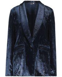 Massimo Alba Suit Jacket - Blue