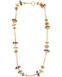 Roberto Cavalli Necklace - Metallic