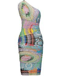 Versace Knee-length Dress - Green