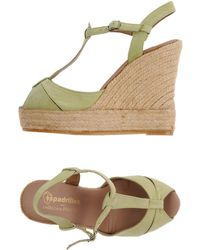 Collection Privée Sandals - Green