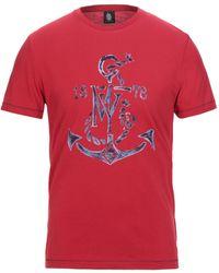 Marina Yachting T-shirt - Red