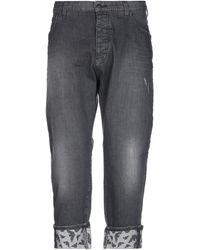 Emporio Armani Pantalon en jean - Noir