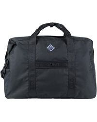 GANT Travel Duffel Bags - Black