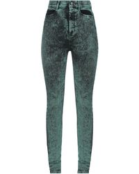 RED Valentino Denim Pants - Green