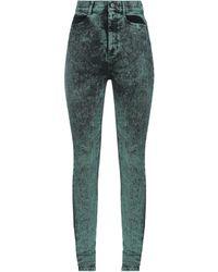 RED Valentino Denim Trousers - Green