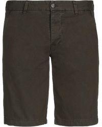 Blauer Bermuda Shorts - Multicolour
